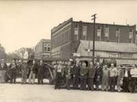 Cameron Fire Department - 1945